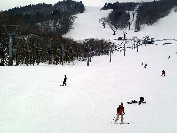 恐羅漢スキー場3