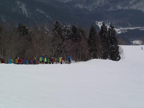 恐羅漢スキー場4
