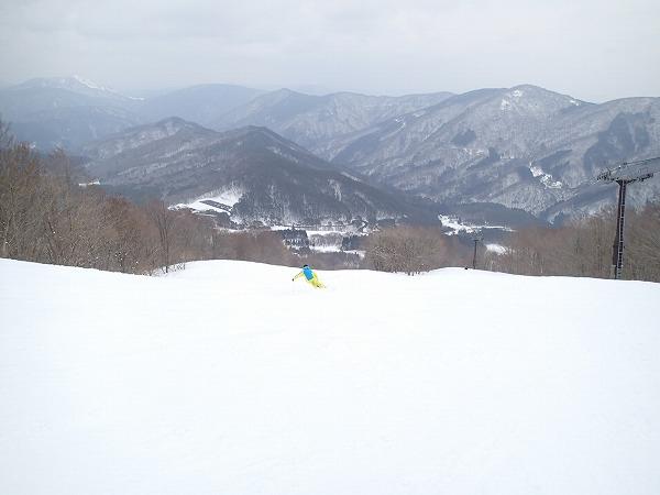 恐羅漢スキー場5