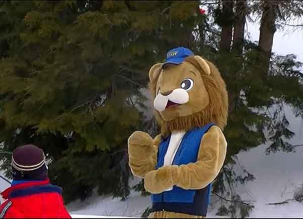 恐羅漢スキー場8