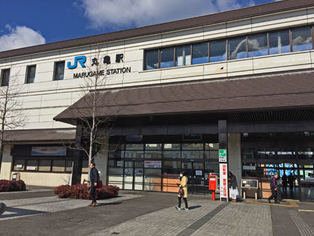 ブログ用 丸亀駅