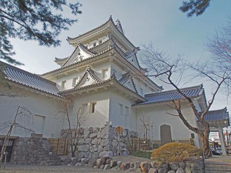 ブログ用 大垣城
