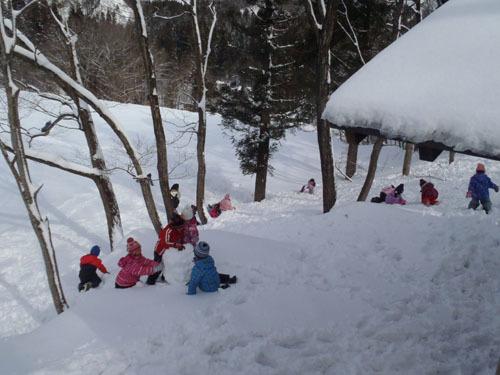 雪上体験2
