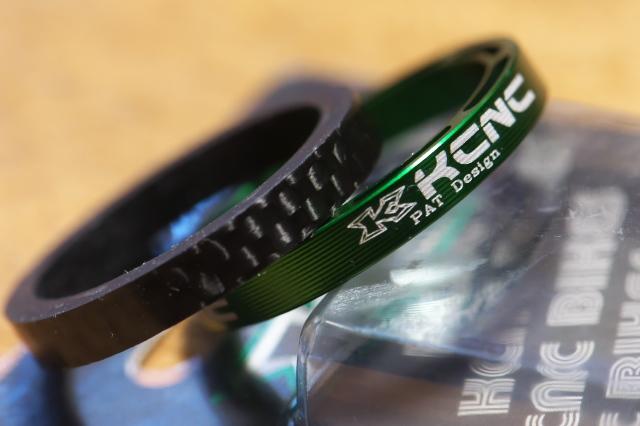 グリーンのKNCN スペーサー -02