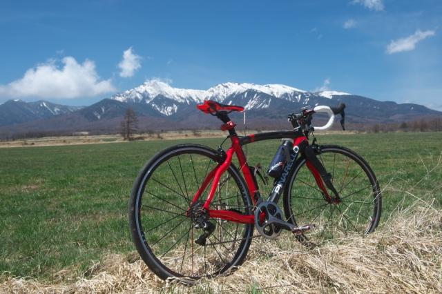 PINARELLO PRINCE-八ヶ岳連峰