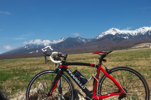 PINARELLO PRINCE-八ヶ岳連峰-02