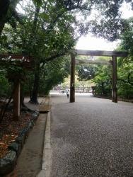 2017年4月11日熱田神宮