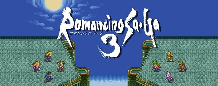 リマスター版『ロマンシング サガ3』の機種別の違いが公開。相変わらずPS Vita TVには非対応の模様。