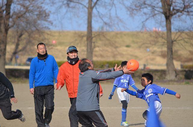 練習試合2017.02.18