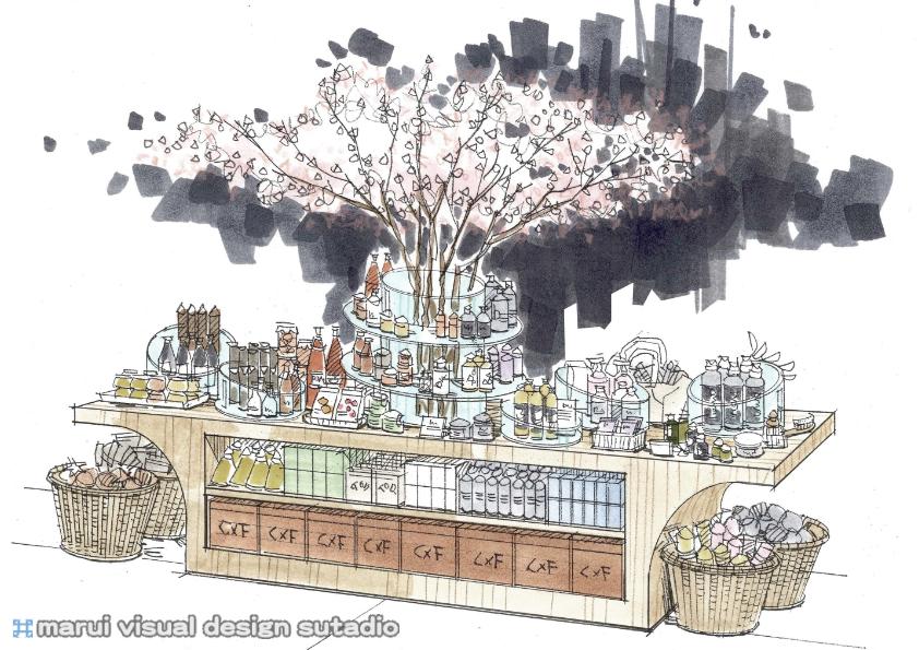 桜・DISPLAY