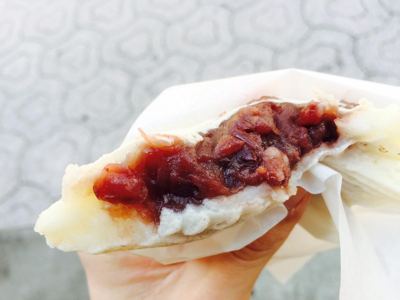 [倉敷市]一度は食べてみて欲しい一品。ふるいちのぜんざいたい焼き♪5