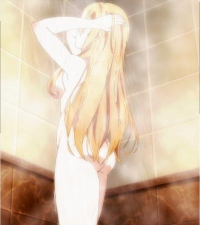 武装少女マキャヴェリズム風呂
