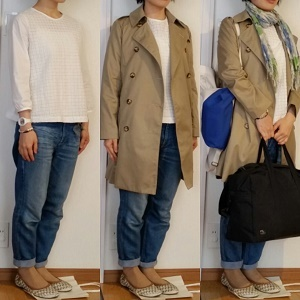 旅ファッション