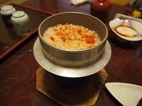三国温泉 朝食1