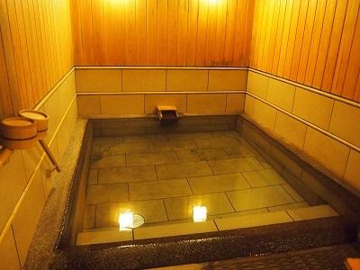 平湯温泉 大浴場内湯