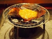 平湯温泉 朝食2