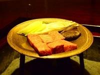 平湯温泉 夕飯2