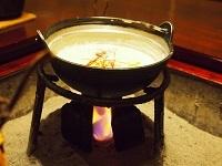 平湯温泉 夕飯3