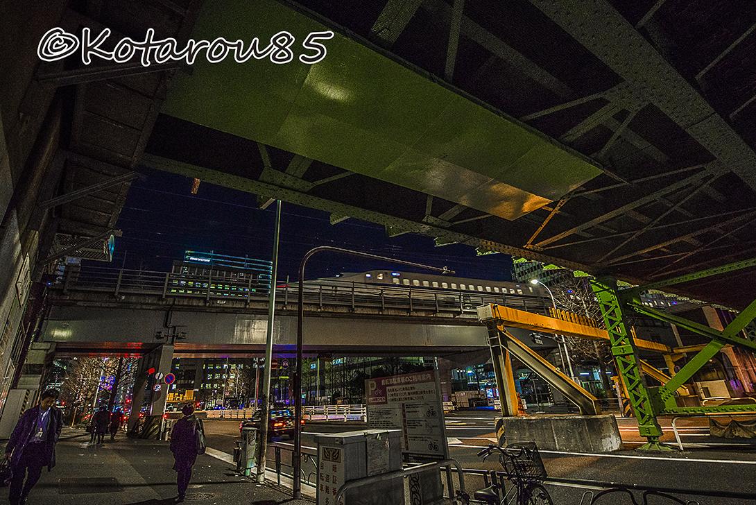 東海道新幹線 出発進行 20170222