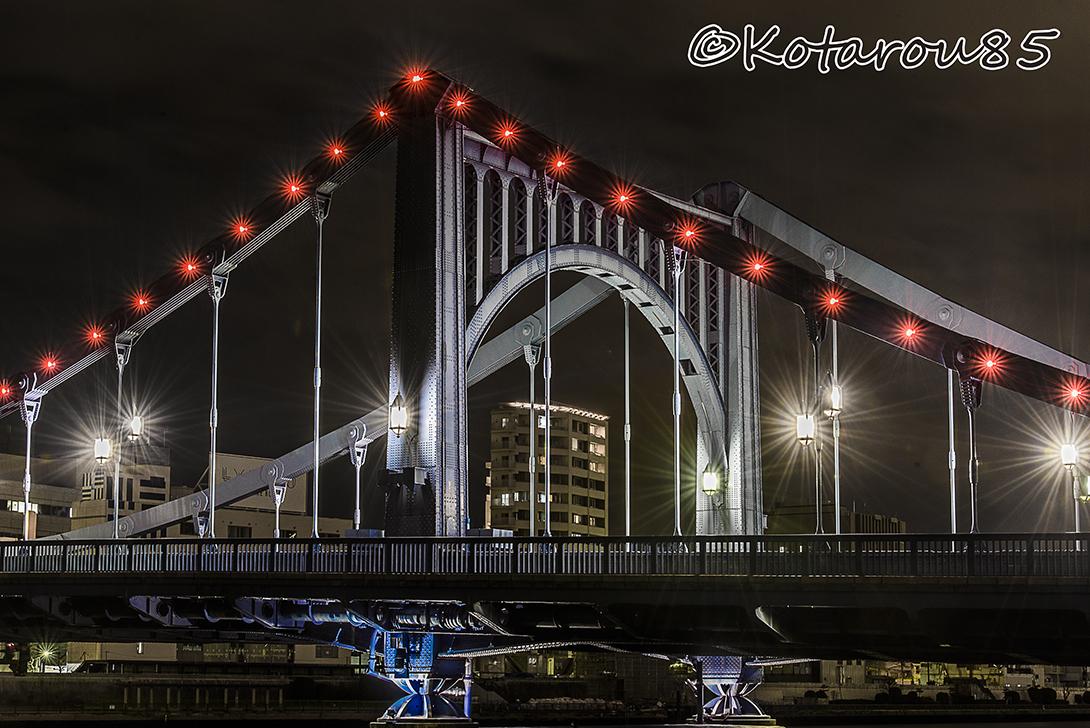 深夜の清洲橋2 20170225