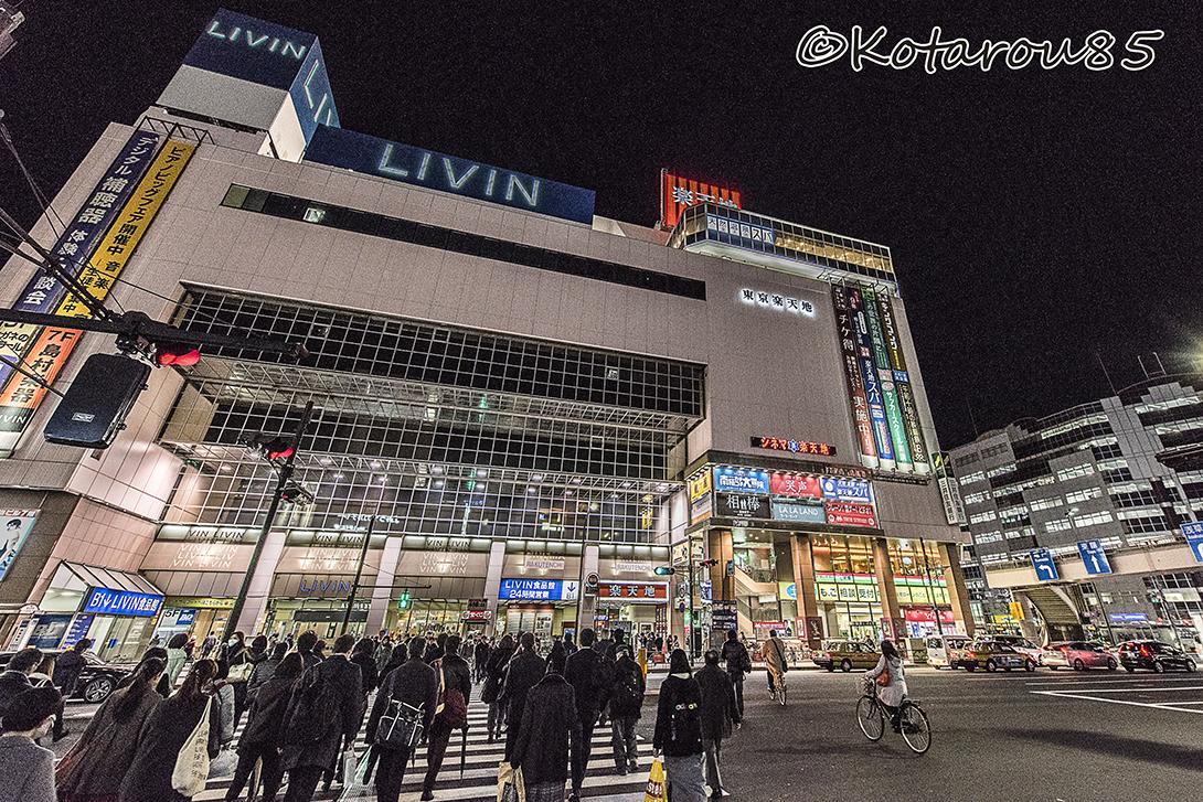 錦糸町駅前 20170328