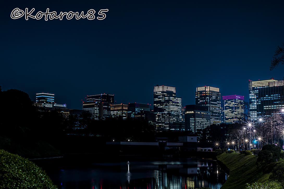 桜田門と丸の内 20170330