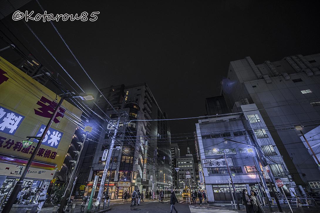 夜の錦糸町2 20170406