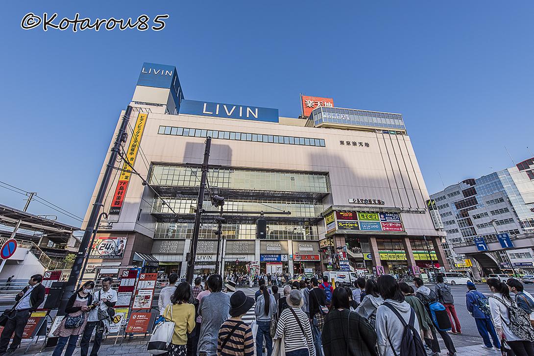 日曜日の錦糸町2 20170417