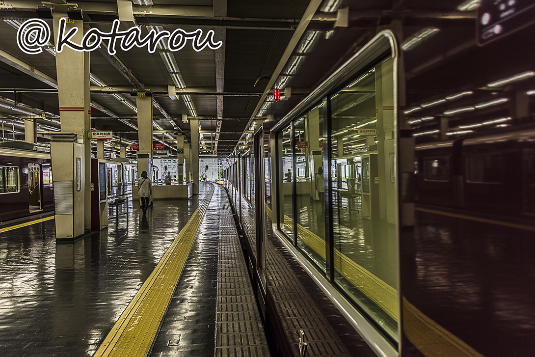 阪急梅田駅2 20170420