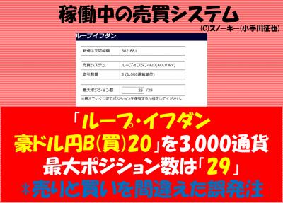 20170303ループ・イフダン検証豪ドル円ロング