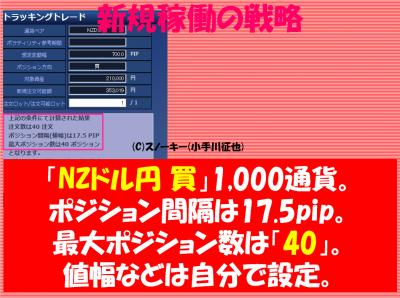 20170305トラッキングトレード検証NZドル円ロング