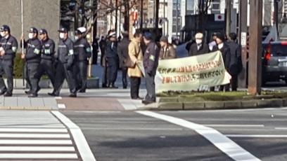 不二越キムミョンべ抗議7