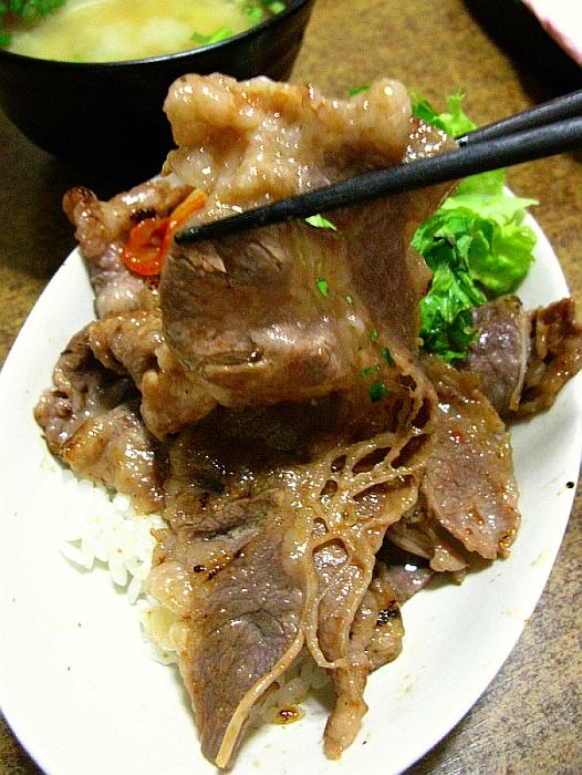 2015_08_04北区:ドン・キホーテ 牛肉タレ付焼肉用バラ (2)
