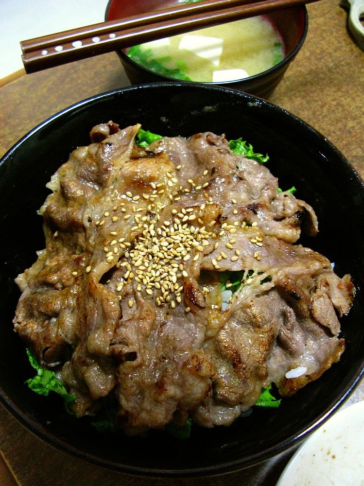 2015_08_04北区:ドン・キホーテ 牛肉タレ付焼肉用バラ (3)