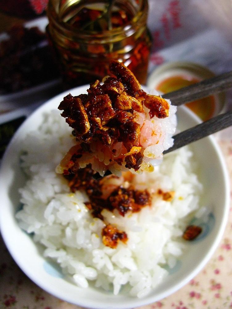 2016_06_06京都:菜館Wong 黄さんの手づくり辣油 (9)
