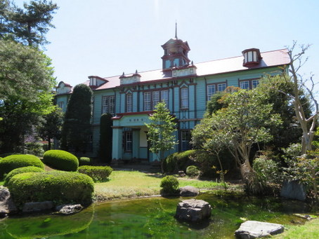松高記念館1
