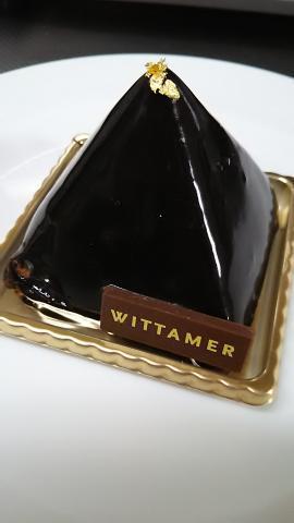 ヴィタメールチョコケーキ (4)