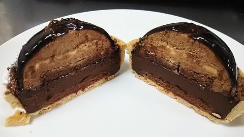 ヴィタメールチョコケーキ (6)