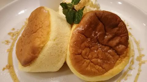 バタースフレパンケーキ (3)