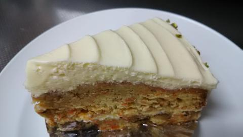 パパジョンズキャロットケーキ (1)