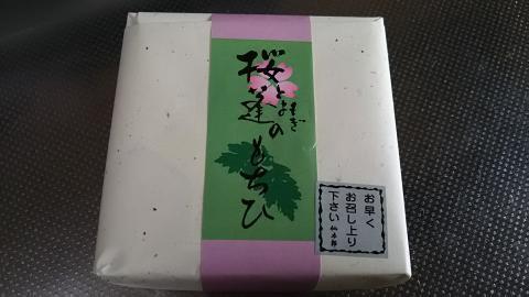 桜と蓬のもちひ (1)