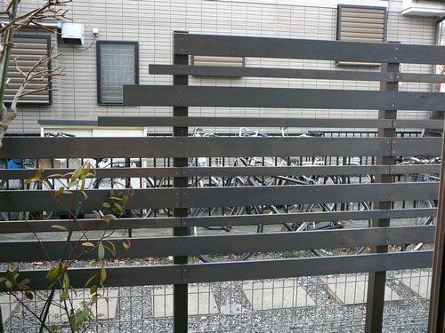 フェンス作り終盤~完成~
