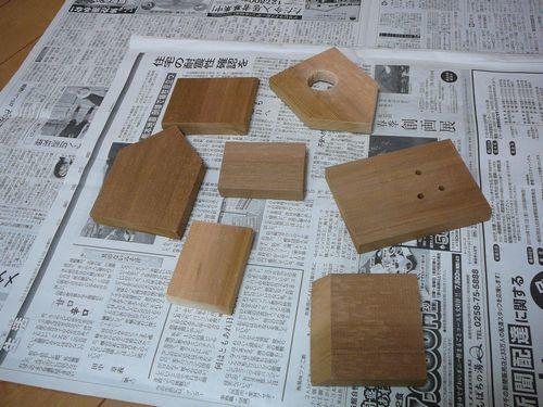 バードハウス作り