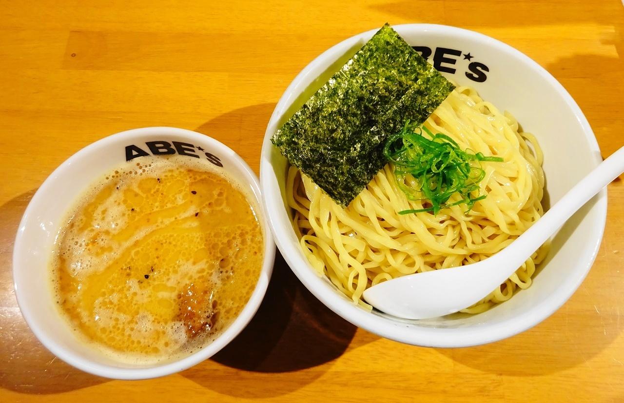 ABEs 濃厚つけ麺(大盛)
