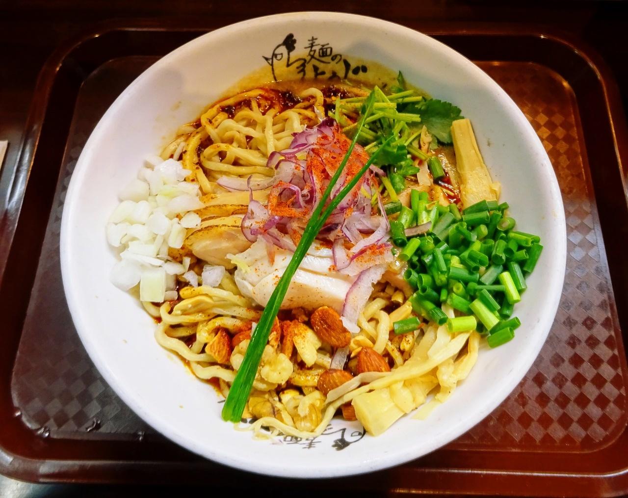 麺のようじ 鶏坦々麺