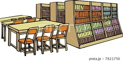 4月会報図書館1