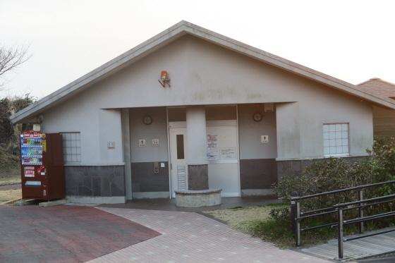 国民宿舎レインボー桜島附近3