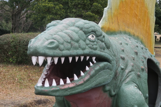 桜島自然恐竜公園5