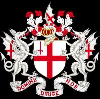 シティー(ロンドン)の紋章