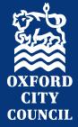 オクスフォード市のロゴ